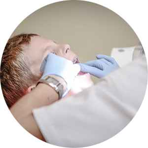 Child to the Dentist for the First Time