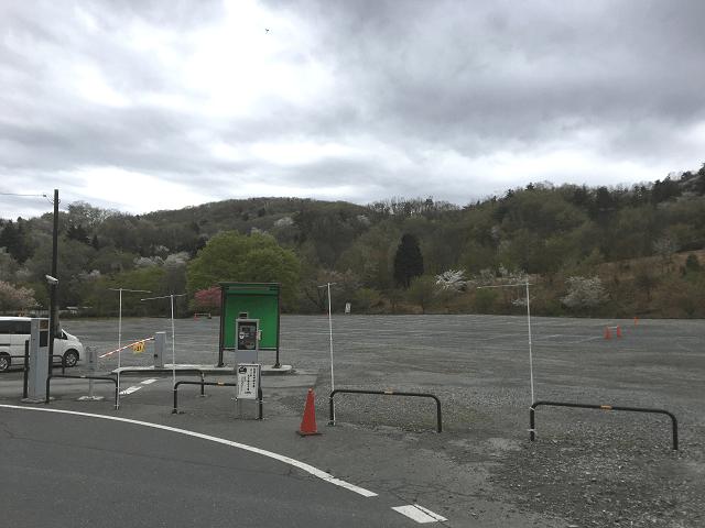 宝登山 駐車場