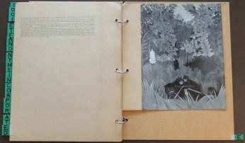 Handwritting on top right corner: 200 copies / no. 20