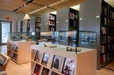 Georgia O'Keeffe Museum Research Center, Interior