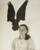 Georgia O'Keeffe, c. 1941 Unidentified photographer Gelatin silver print 8 ¾ x 6 in. 2014.03.201
