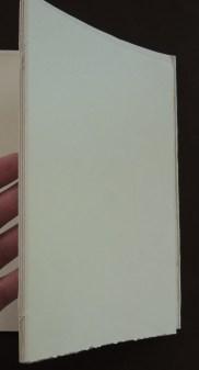 Sewn binding