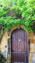 Sherborne doorway