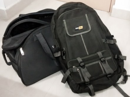 Get Pack and Go