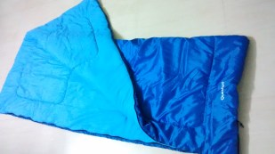 Sleeping Bag, rolled out