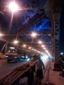 Busy Howrah Bridge