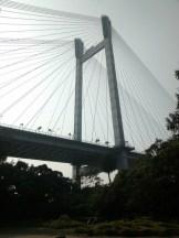 Vidyasagar Setu - the Second Hooghly Bridge