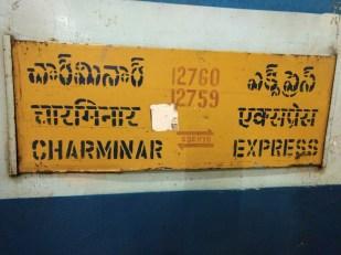 Charminar Express