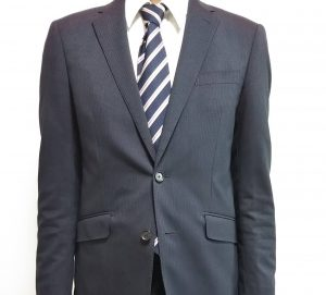 スーツ上半身