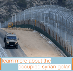 Learn more about occupied Syrian Golan