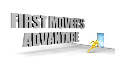 First Mover Advantage as a Fast Track Direct Express Path