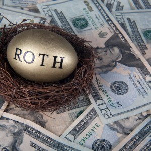 Roth IRA Gold Nest Egg Cash Money