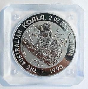 2-Oz-Koala-1993-Platin.