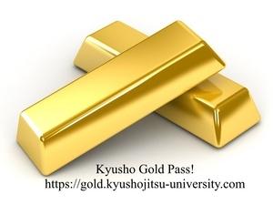 Kyusho Gold Pass