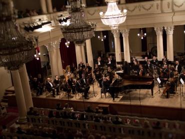 У Києві відбувся вечір симфонічної музики в пам'ять про жертви Бабиного Яру