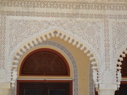Inside the City Palace