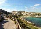 Beach on L'ile Frioul