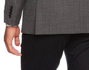 ジャケットの着丈