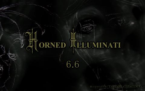 新作リング「HORNED ILLUMINATI」 予告画像