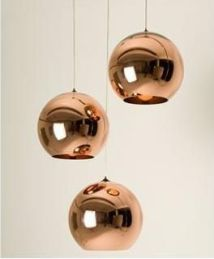 copper pendants
