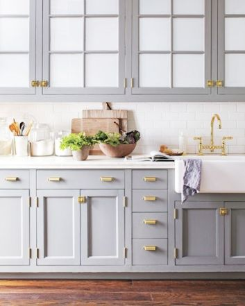 graygold cabinets
