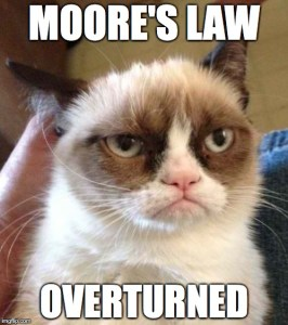 Moore's Law, Overturned