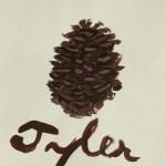 Tyler Kroft Pine Cone