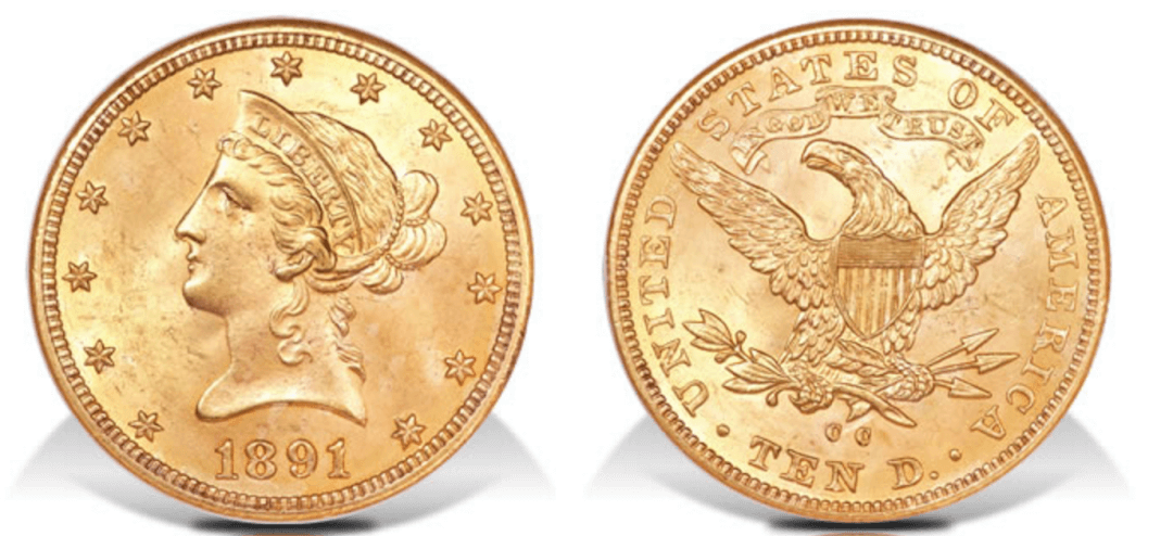 sell my gold coins for cash image