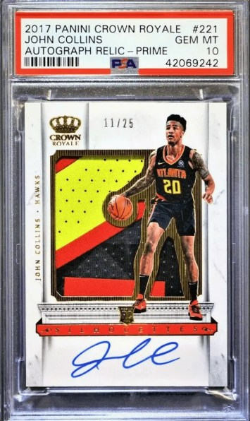 Best John Collins Rookie Cards