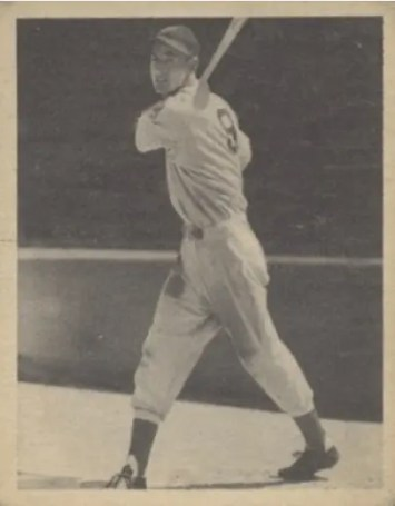 ted williams playball card