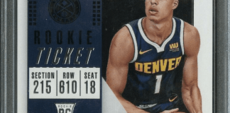 Michael Porter Jr. rookie card