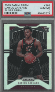 Darius Garland Rookie Card