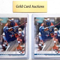 Vladimir Guerrero Jr. Topps No Number Seeing Double Sweepstakes (Hot Card!)
