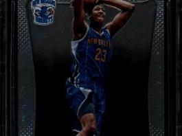 best anthony davis rookie cards