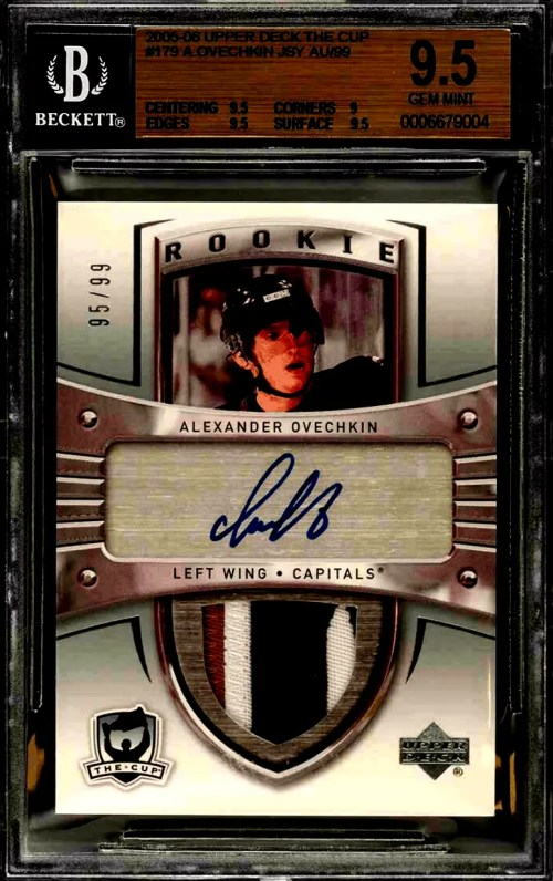 best hockey cards to invest in now