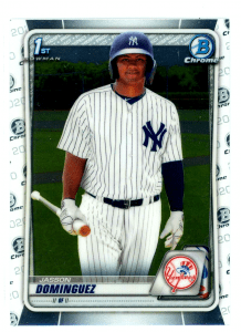 2020 Bowman Chrome Prospects Best Cards