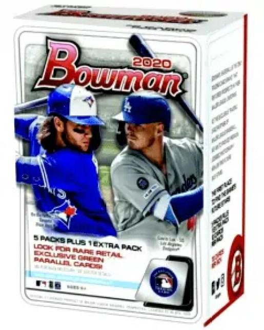 2020 bowman chrome prospects checklist
