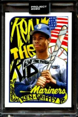 Topps Project 2020 Ken Griffey Jr.
