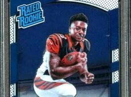 joe mixon rookie card
