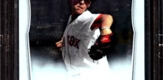 Michael Kopech Rookie Card
