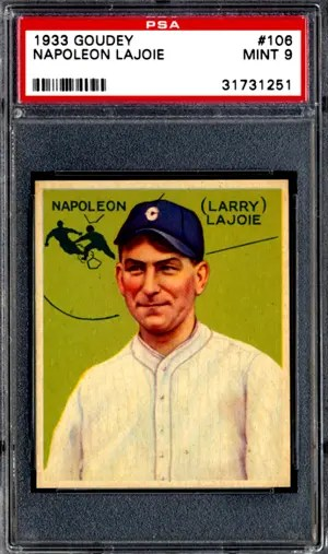 most valuable baseball cards 1970s and 1980s