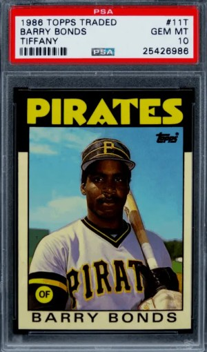 Greatest Outfielders rookie cards