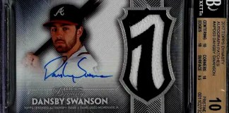 Dansby Swanson Rookie Card Worth