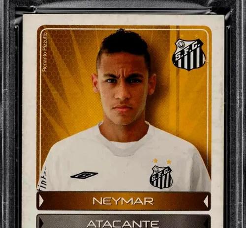 Neymar Rookie Cards