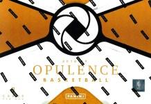 2018-19 panini opulence basketball checklist
