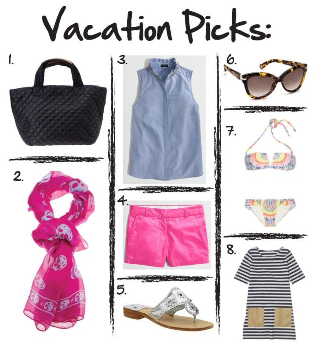vacation picks