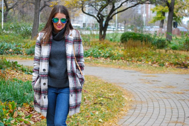 plaid coat 20