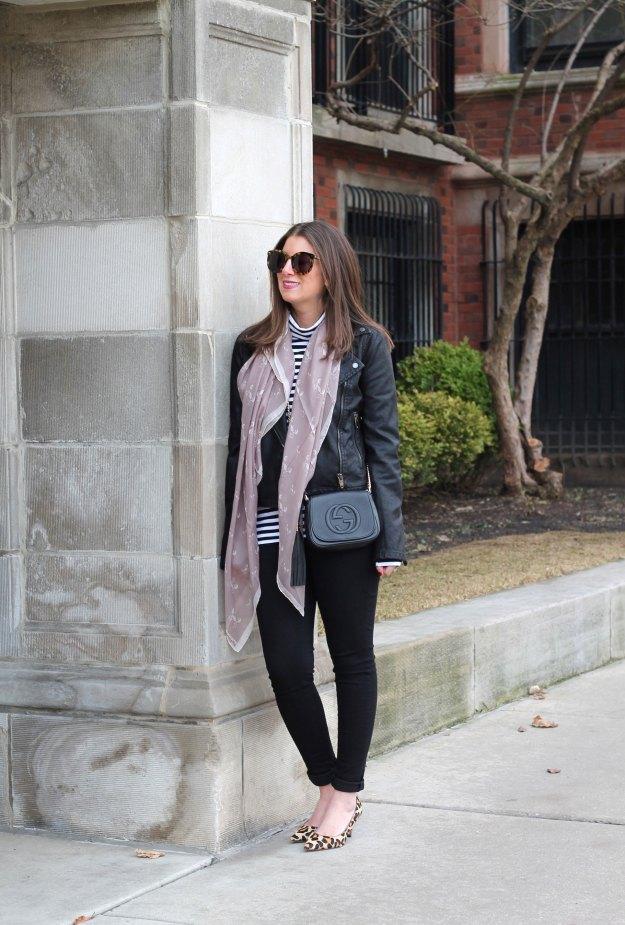 silk scarf and stripes 3