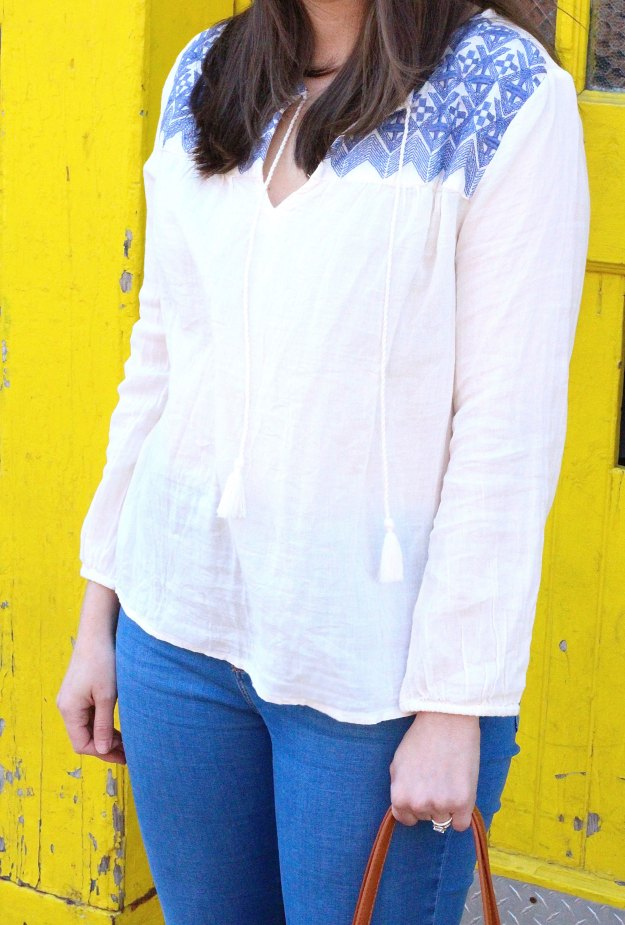 tunic and jeans 12