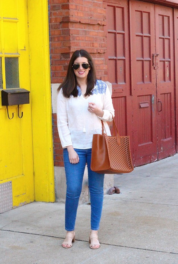 tunic and jeans 3